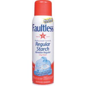 Faultless 20 Oz. Aerosol Spray Starch