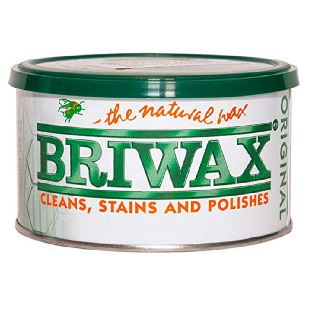 Briwax Furniture Wax Polish - Ebony