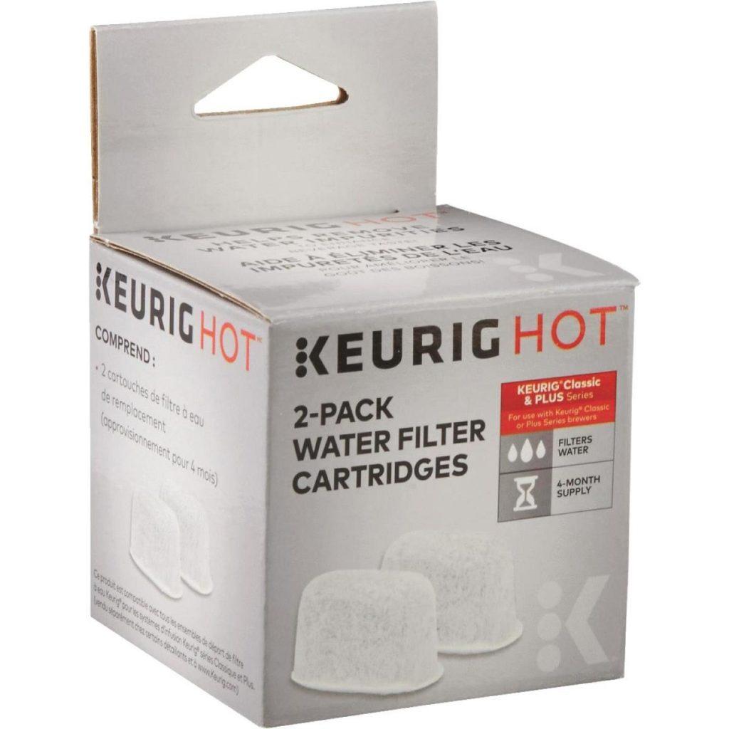 2PK KEURIG WATER FILTER REFILLS